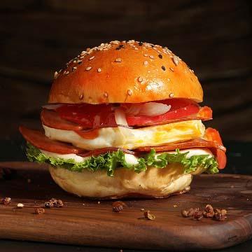 加盟热讯!NewYoBo牛约堡汉堡加盟店方式!